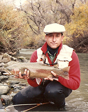 An Orvis-Endorsed Fly-Fishing Guide in Northern California