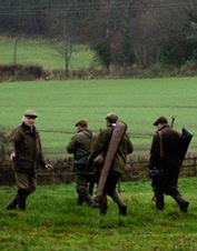 Go wingshooting in Scotland and enjoy Orvis-endorsed accommodations at Craigsanquhar.