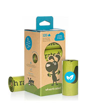 Eco-friendly dog poop bags mean you can be responsible to your community and to the planet.