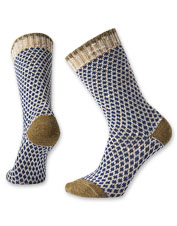 Smartwool Popcorn Polka Dot Crew Socks are must-haves to warm the feet and lift the spirits.