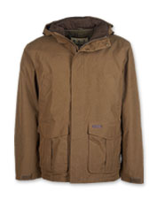 Barbour's Brockstone Jacket is a waterproof classic with modern performance properties.