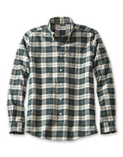 Just-right stretch makes this Barbour shirt comfortable, but tartan makes it timeless.