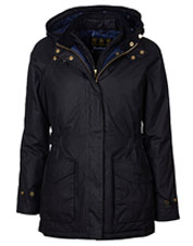 Choose the Barbour Aberdeen Waxed Jacket for its style, but enjoy its impressive performance.