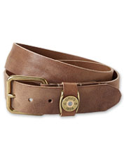 The Orvis Vintage Leather Shotshell Belt: A favorite accessory, updated.
