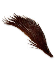 The Half Rooster Cape makes a versatile fly-tying hackle feather for your arsenal.