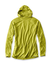 UV rays and punishing heat are no match for our lightweight UPF 50 Men's PRO Sun Hoodie.