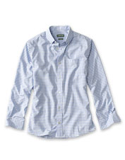 Our eco-friendly Excursion Shirt boasts impressive performance properties for every adventure.
