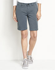 Stretch twill imparts pliant comfort and a lived-in feel to our Everyday Chino Shorts.