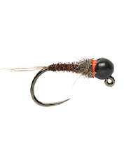 Grab attention and net more fish with the flashback on this tactical pheasant tail jig pattern.