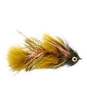The Heisenberg Streamer offers a spot-on baitfish imitation perfect to cast to sluggish fish.