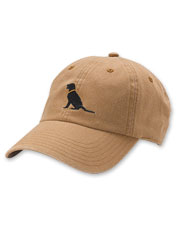 Our Labrador-able Sitting Dog Cap is perfect for the human with a four-footed friend.