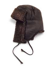 Made by hand to impeccable standards, our Sheepskin Trapper Hat offers superior warmth.