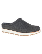 Classic Merrell slides, the Juno Wool Clogs offer utter comfort and convenience.