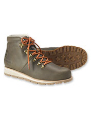 The impressive Wilderness LT from Merrell is a rugged, grippy, waterproof leather hiker.