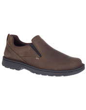 The Merrell World Legend 2 Moc is a sleek leather option that looks and feels great all day.