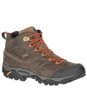 Experience comfort and support from the first step in these Merrell Moab 2 Prime Mid Hikers.