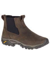 The Merrell Moab Adventure Chelseas are good-looking boots that don't sacrifice performance.