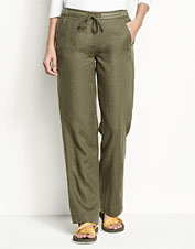 Customer-favorite Orvis Linen Pants boast odor-fighting performance and a supremely soft hand.