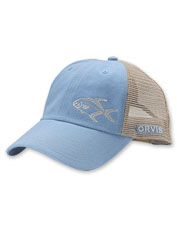 Our Saltwater Bum mesh fishing cap flaunts your favorite species in handsome embroidery.