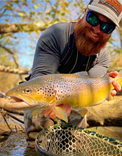 Orvis-Endorsed Fly-Fishing Guide in East Liverpool, Ohio