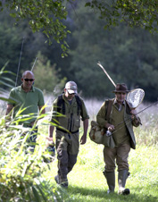 Join Orvis for a fly-fishing trip in England.