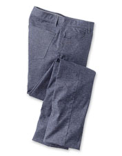 Our sustainable, comfortable Stretch Hemp 5-Pocket Pants belong in your warm-weather rotation.
