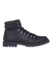 The lace-up leather hiker inspired these fashionable Quantock Boots from Barbour.