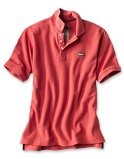 The top-rated Orvis Signature Polo gets a refresh in this limited edition shirt.