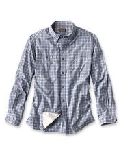 Your next sunny outing deserves the UPF 40+ Escape Shirt, in soft, quick-drying nylon.