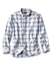 The Gunnison Seersucker Shirt is an updated version of our bestseller, in a smart nylon blend.