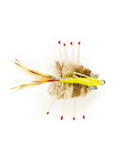 All you need are great casting skills and good luck when fishing for permit with this fly.