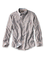 The quick-drying Deep Creek Shirt is a cool, breathable option for the season's hottest days.