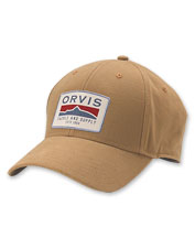 Our Trout Horizon logo on a woven patch makes this ball cap ideal for any impassioned angler.