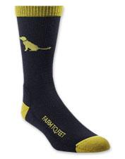 These merino wool-blend Farm to Feet Labrador Socks celebrate America's favorite dog.