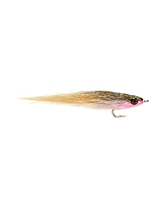 A saltwater fly box is incomplete without this realistic baitfish fly.
