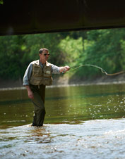 Learn to fish at the Orvis Wisconsin Fly-Fishing School