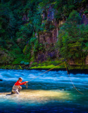 Orvis Endorsed Fly-Fishing Expedition in Chile