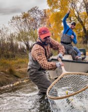 Orvis-Endorsed Fly-Fishing Outfitter / Fly Shop in Bozeman, Montana