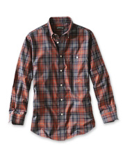 Glen tartan: a fitting choice in a wrinkle-free shirt for casual, seasonal occasions.