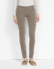 These women's stretchy 5-pocket cords make a perfect cool-weather alternative to jeans.