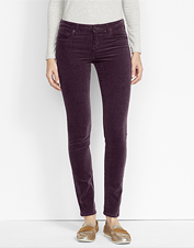 Our Modern Fit 5-Pocket Cords win a spot in your wardrobe with their comfortable, easy stretch.