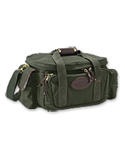 Our Shooting Bag features multiple zip pockets for easy storage of your shooting essentials.