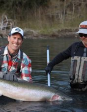 Orvis-Endorsed Fly-Fishing Guide Service in the Olympic Peninsula, Washington