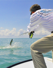 Orvis-Endorsed Fly-Fishing Guide in Marathon, FL