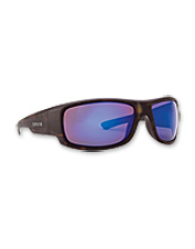 These polarized fishing sunglasses deliver crystal clarity and maximum UV protection.