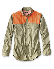 A versatile, breathable hunting shirt that allows mobility in the field or at the range.