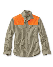 The Midweight Shooting Shirt checks all the boxes when it comes to rugged hunting clothing.