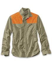 This midweight hunting shirt is perfect for crisp, early morning hunts.