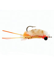 This innovative sand flea fly pattern is a must-have for every saltwater fly box.