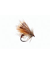 This tactical CDC caddis emerger rides true and delivers perfect buoyancy.
